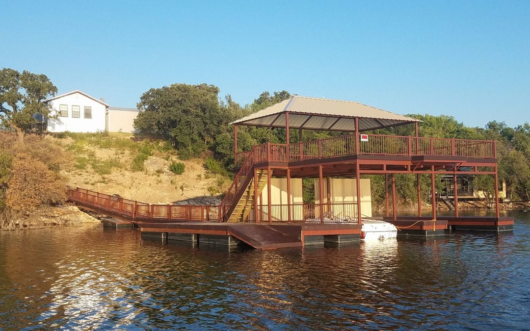 Boat Docks | New Construction | Cisco TX